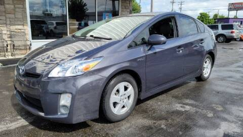 2011 Toyota Prius for sale at Tri City Auto Mart in Lexington KY