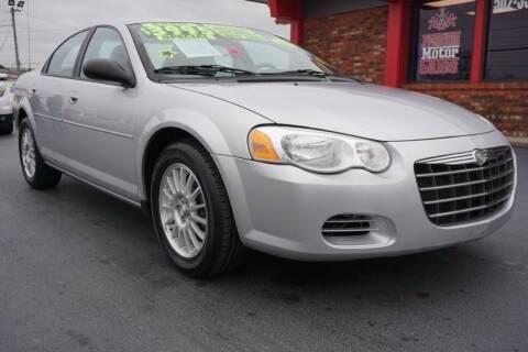 2005 Chrysler Sebring for sale at Premium Motors in Louisville KY