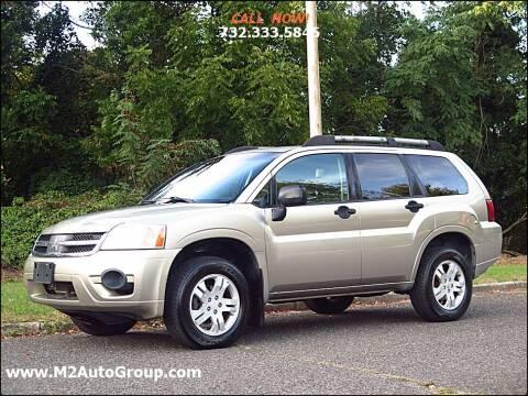 2007 Mitsubishi Endeavor for sale at M2 Auto Group Llc. EAST BRUNSWICK in East Brunswick NJ