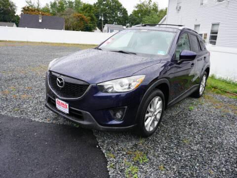 2014 Mazda CX-5 for sale at Colonial Motors in Mine Hill NJ