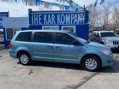 2009 Volkswagen Routan for sale at The Kar Kompany Inc. in Denver CO