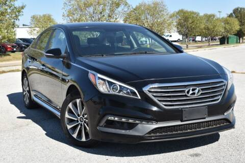 2015 Hyundai Sonata for sale at Big O Auto LLC in Omaha NE