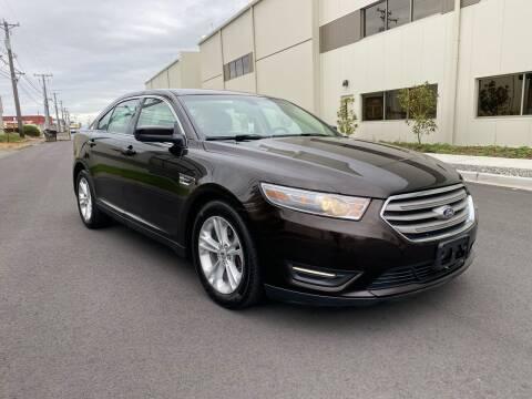 2013 Ford Taurus for sale at Washington Auto Sales in Tacoma WA