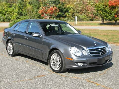 2007 Mercedes-Benz E-Class for sale at The Car Vault in Holliston MA