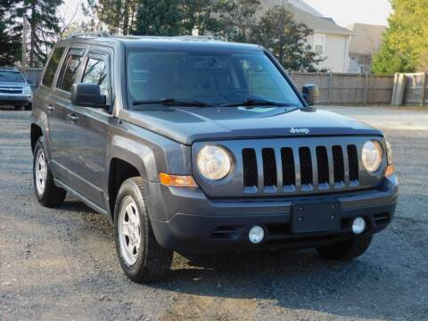 2016 Jeep Patriot for sale at Prize Auto in Alexandria VA