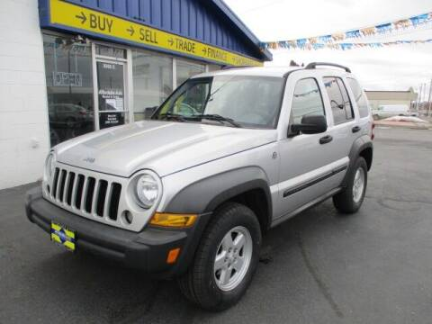 2006 Jeep Liberty for sale at Affordable Auto Rental & Sales in Spokane Valley WA
