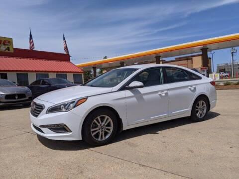 2016 Hyundai Sonata for sale at CarZoneUSA in West Monroe LA