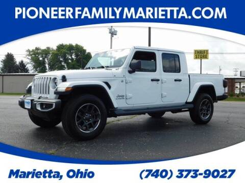 2020 Jeep Gladiator for sale at Pioneer Family preowned autos in Williamstown WV