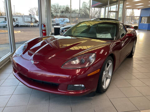 2006 Chevrolet Corvette for sale at A 1 Motors in Monroe MI