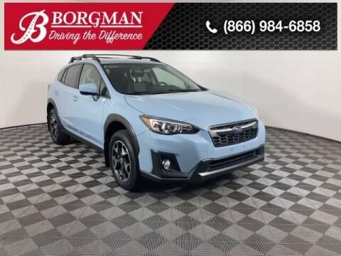 2018 Subaru Crosstrek for sale at BORGMAN OF HOLLAND LLC in Holland MI