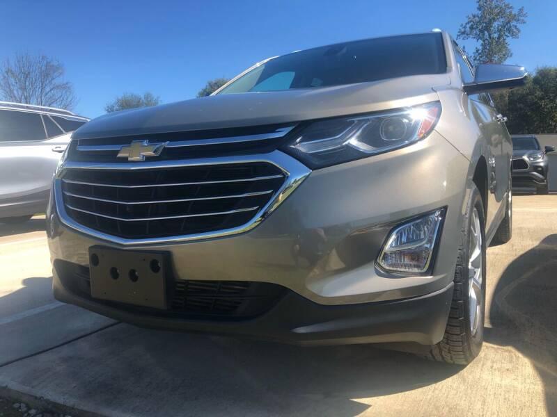 2018 Chevrolet Equinox for sale at A&C Auto Sales in Moody AL