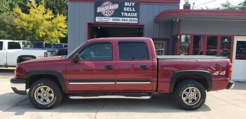 2004 Chevrolet Silverado 1500 for sale at Stach Auto in Janesville WI