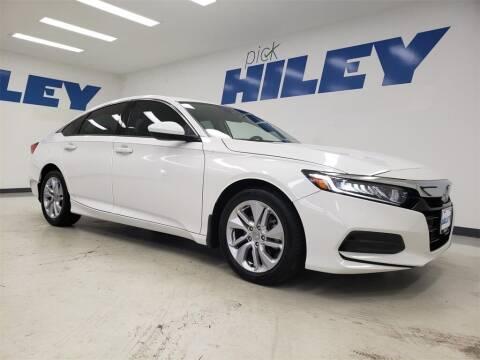 2019 Honda Accord for sale at HILEY MAZDA VOLKSWAGEN of ARLINGTON in Arlington TX