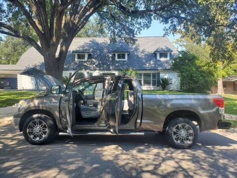 2013 Toyota Tundra for sale at Progressive Auto Plex in San Antonio TX