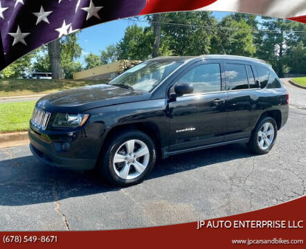 2014 Jeep Compass for sale at JP Auto Enterprise LLC in Duluth GA