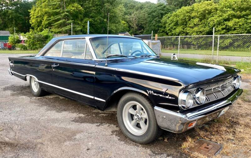 1963 Mercury Marauder for sale at G T Auto Group in Goodlettsville TN