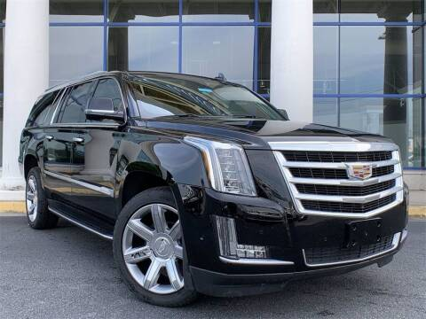 2020 Cadillac Escalade ESV for sale at Capital Cadillac of Atlanta in Smyrna GA