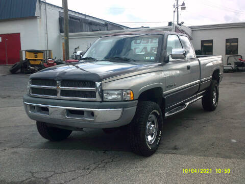 1997 Dodge Ram Pickup 2500 for sale at M & M Inc. of York in York PA