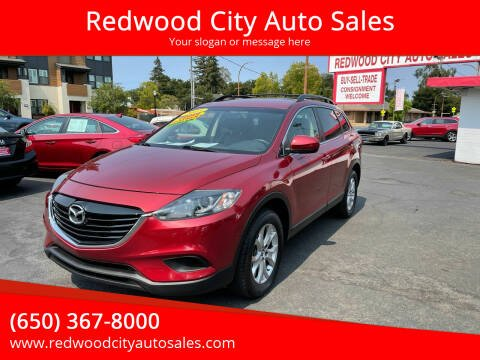 2015 Mazda CX-9 for sale at Redwood City Auto Sales in Redwood City CA