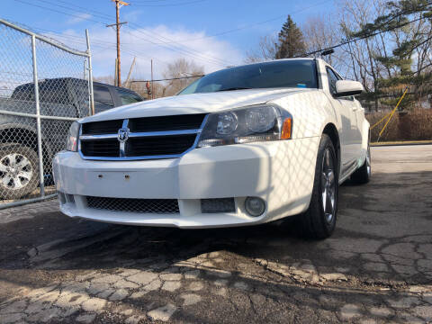 2008 Dodge Avenger for sale at Six Brothers Auto Sales in Youngstown OH