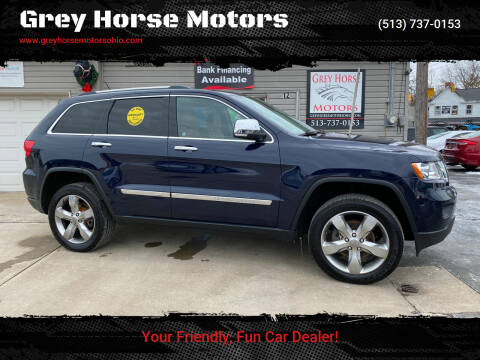 2012 Jeep Grand Cherokee for sale at Grey Horse Motors in Hamilton OH