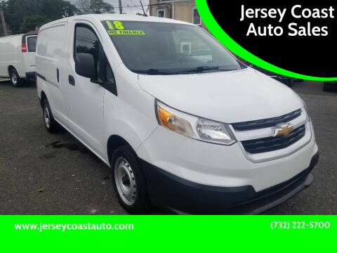 2018 Chevrolet City Express Cargo for sale at Jersey Coast Auto Sales in Long Branch NJ