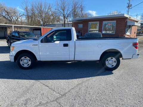 2009 Ford F-150 for sale at Lewis Used Cars in Elizabethton TN