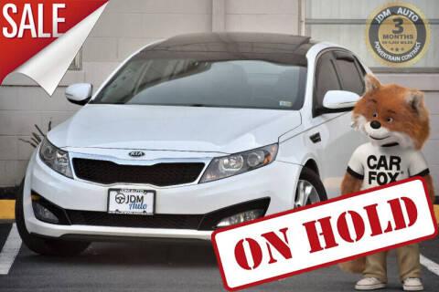 2013 Kia Optima for sale at JDM Auto in Fredericksburg VA