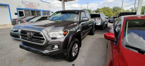 2019 Toyota Tacoma for sale at Max Auto Sales in Sanford FL