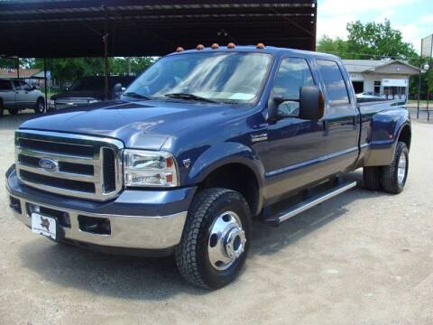 2007 Ford F-350 Super Duty for sale at Texas Truck Deals in Corsicana TX