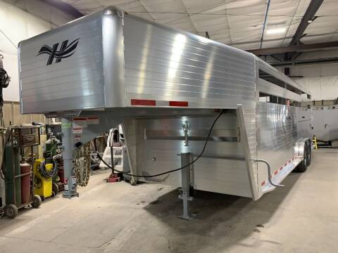 2021 Hillsboro Endura 24'x7.5' for sale at Schrier Auto Body & Restoration in Cumberland IA