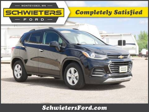 2019 Chevrolet Trax for sale at Schwieters Ford of Montevideo in Montevideo MN