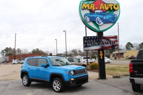 2015 Jeep Renegade for sale at MR AUTO in Elizabeth City NC