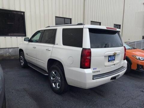 2015 Chevrolet Tahoe for sale at Tim Short Auto Mall in Corbin KY