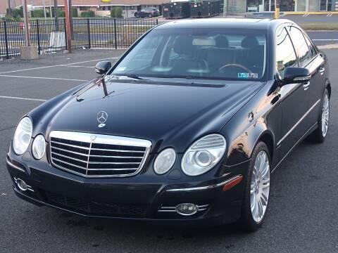 2008 Mercedes-Benz E-Class for sale at MAGIC AUTO SALES in Little Ferry NJ