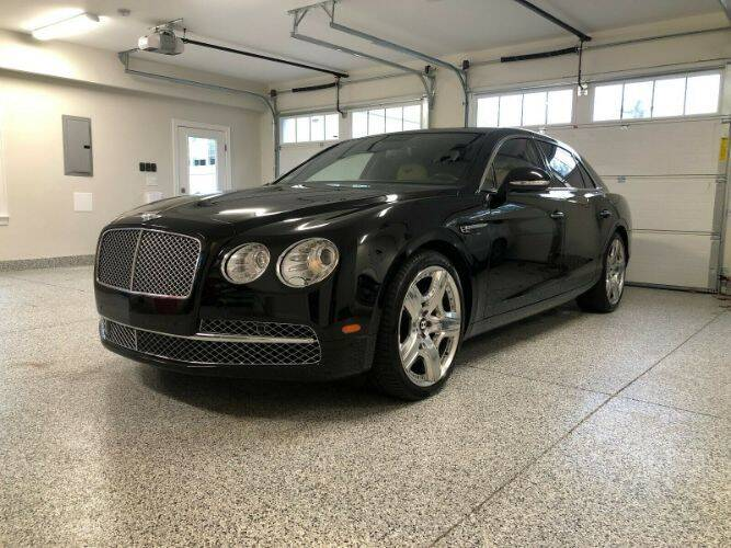 2014 Bentley Flying Spur for sale in Cadillac, MI