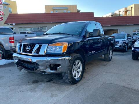 2008 Nissan Titan for sale at STS Automotive in Denver CO