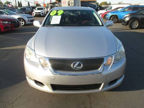 2009 Lexus GS 350 for sale at Quick Auto Sales in Modesto CA