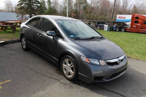 2011 Honda Civic for sale at Imotobank in Walpole MA
