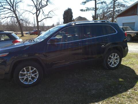 2014 Jeep Cherokee for sale at Action Auto Sales in Parkersburg WV