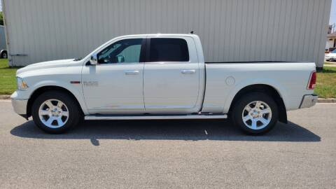 2016 RAM Ram Pickup 1500 for sale at TNK Autos in Inman KS