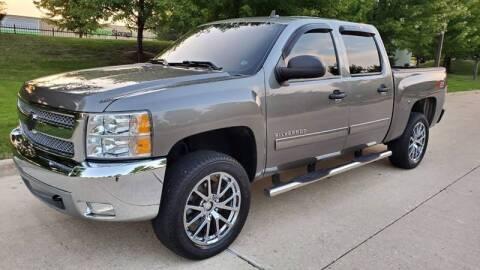 2012 Chevrolet Silverado 1500 for sale at Western Star Auto Sales in Chicago IL