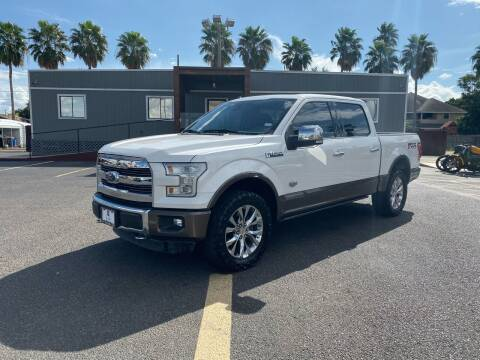 2016 Ford F-150 for sale at Barrett Auto Gallery in San Juan TX