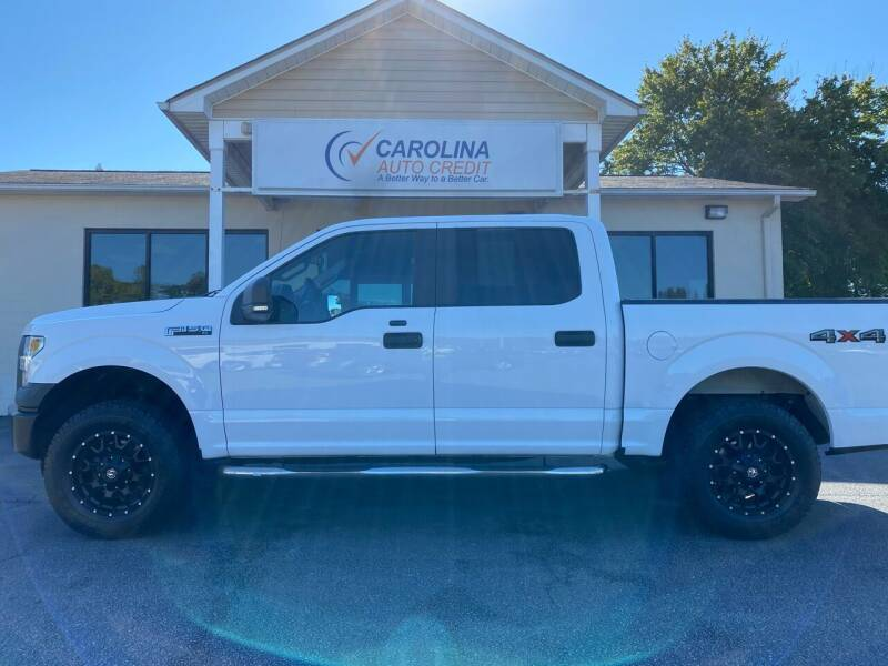 2016 Ford F-150 for sale at Carolina Auto Credit in Youngsville NC