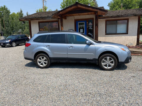2013 Subaru Outback for sale at Sawtooth Auto Sales in Hailey ID