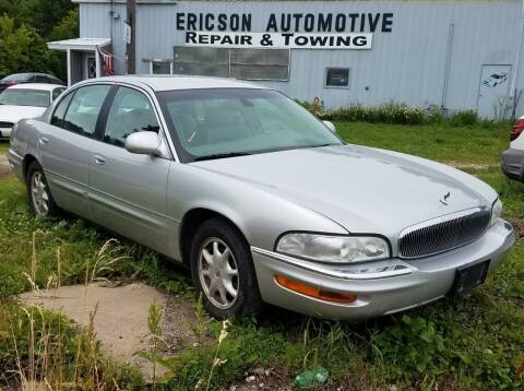 2003 Buick Park Avenue for sale at Ericson Auto in Ankeny IA