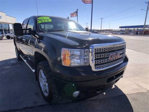 2012 GMC Sierra 2500HD for sale at Show Me Auto Mall in Harrisonville MO