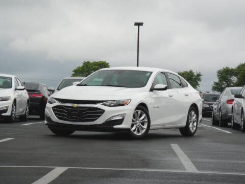 2019 Chevrolet Malibu for sale at Jack Schmitt Chevrolet Wood River in Wood River IL