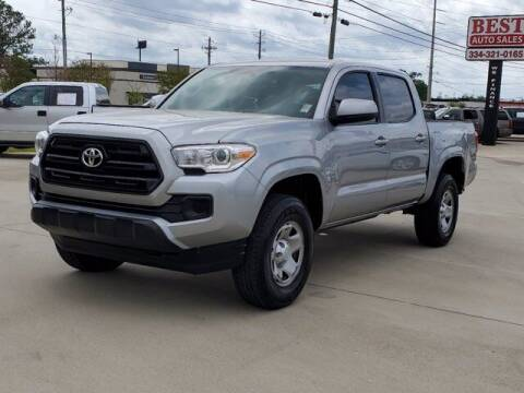 2016 Toyota Tacoma for sale at Best Auto Sales LLC in Auburn AL