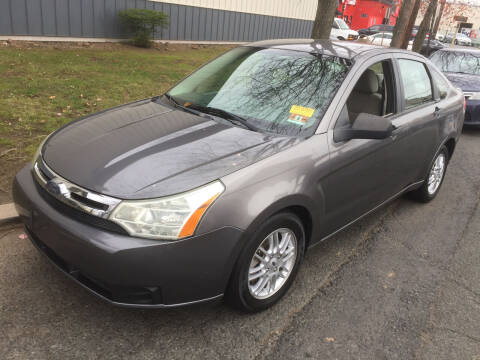 2009 Ford Focus for sale at UNION AUTO SALES in Vauxhall NJ